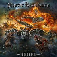 MYSTIC PROPHECY - War Brigade - Limit. Edition Digipak-CD - 205931