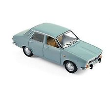 NOREV 511226 Renault 12 TL Year 1972 light blue 1:43 suberb detail