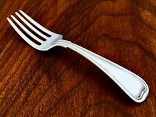 GORHAM CO. STERLING SILVER BABY FORK: OLD FRENCH 1904 NO MONOGRAM