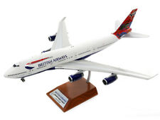 J-Fox Models 1:200 British Airways Boeing B747-400 'Wunala Dreaming' G-BNLS