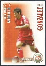 SHOOT OUT 2006-2007-LIVERPOOL & CHILE-MARK GONZALEZ
