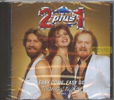 = 2+1 / DWA PLUS JEDEN - EASY COME,EASY GO / WARSAW NIGHTS // CD sealed 2plus1
