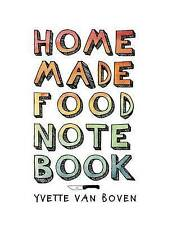 Home Made Food Notebook, Yvette Van Boven, New, Stationery