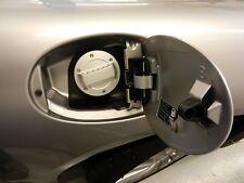 Alu Tank Deckel Verschluß Metall Alu passend für Porsche 911 Cayman Boxster