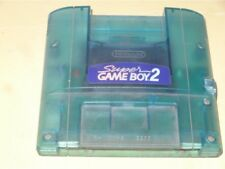 Used Nintendo Super Gameboy 2 SNES SFC GB JAPAN OFFICIAL IMPORT FREE SHIPPING