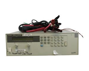 AGILENT SYSTEM DC POWER SUPPLY 6671A