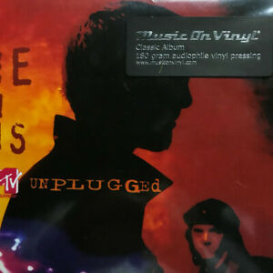 Alice In Chains ‎MTV Unplugged LP 180 Gram Audiophile Vinyl Album GRUNGE RECORD