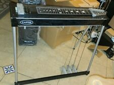 CarterStarter S10 3X4 Pedal Steel Guitar with Soft Case! Very Good Cond!
