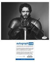 "Richard Madden ""Game of Thrones"" AUTOGRAPH Signed 8x10 Photo B ACOA"