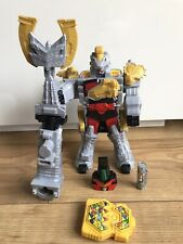 Power Rangers Dino Super Charge Titano Megazord + Charger #10