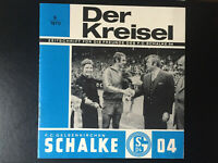 September 1970 Kreisel FC Schalke,mit Rückblick Schalke 04-Hertha BSC,DFB-Pokal