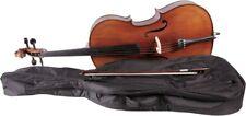 FR Violoncelle 4/4 M-tunes No.160 en bois - pour les étudiants