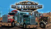 American Truck Simulator Steam Key (PC/MAC/LINUX) Region Free