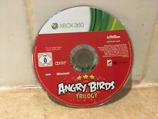 Angry Birds Trilogy for Xbox 360 Game Disc - Go Get Em Red!