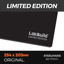 LokBuild LIMITED EDITION - 254 x 203 (MakerGear M2 and M3)