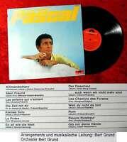LP Jean Claude Pascal (Polydor 249 200) D 1967