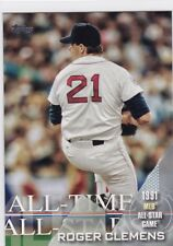 2017 Topps Series 2 Retail All Time All Stars #24 Roger Clemens