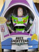 Buzz Lightyear Disney Toy Story 4 Talking Action Figure Interactive Woody Jessie