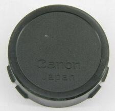 Canon FD - Rear Lens Cap Protector - USED G38R