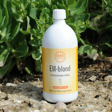 EM Blond 1L , helles EMa, Universalmittel, Bio, EM Chiemgau