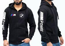 BMW Mpower ZIP Hoodie Beemer Car Gift Formula 1 Racing Racer Jumper Jacket Men's