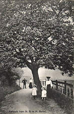 High Barnet. Footpath from New Barnet # 419 by E.J.& H.Clarke.