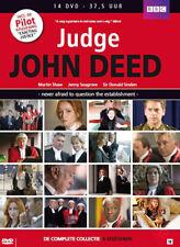 Judge John Deed Collection NEW PAL Series 14-DVD Set Martin Shaw