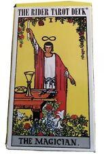 The Rider Tarot Deck 78 Cards Divination Prophet Cards