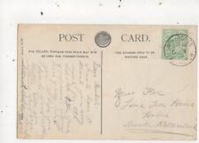 Miss Rachel Fox Lime Tree House Holme Burton In Westmoreland 1907  809a
