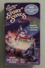 the video music box STORY SONGS seven sing along stories VHS VIDEOTAPE