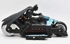 Batman Begins Armored Speedbike Dc Comics Loose Vehicle Mattel 2005 Works