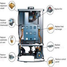 D116  CORGI GAS BOILER SERVICE MANUALS HEATER AND PLUMBING DVD