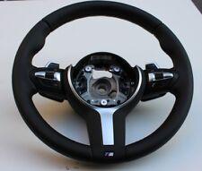 Genuine BMW F20 F22 F30 F32 F25 F80 MSPORT Steering Wheel With Shift Paddles