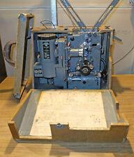 1940 Victor 16mm Tweed Sound Projector - Model 40 - Animatophone 13, Amp Model B