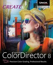 CyberLink Color Director 8 Ultra [Latest] for Windows /100% Satisfaction /