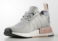 Adidas NMD R1 Runner BY3058 Vapour Grey Pink Light Oinx Womens