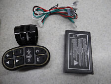 Multi-Functional Car DVD Player Stereo Radio Remote Control Button Kit 1748185