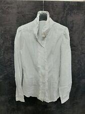 Dolce&Gabbana D&G camicia jeans giacca jacket donna woman tg 40 shirt bianco
