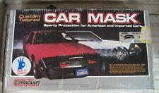 Audi 5000,Audi 5000S,Covercraft M692,Car Mask,Front end cover,1985