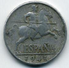 F. FRANCO. 10 CÉNTIMOS 1941