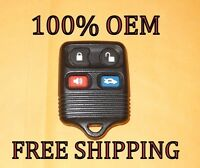 100% OEM FORD LINCOLN MERCURY KEYLESS ENTRY REMOTE FOB TRANSMITTER GQ43VT11T
