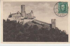 Czechoslovakia - Gothic Castle in Bezdez (Postcard) 1922