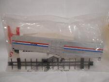 H&D's Own HO Scale Amtrak 60' Materials Handling Car Unassembled Building Kit