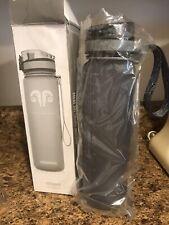 Embrava Tritan Sports Water Bottle Wide Mouth Leak Proof Workout Bpa Free