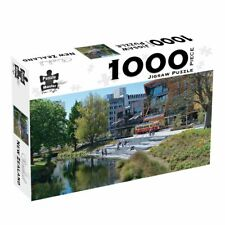 Puzzlers World ~ Artistic Jigsaw 1000pc Puzzle ~ Christchurch New Zealand
