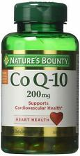 Nature's Bounty Co Q-10 200 mg 80 Counts Brand New Exp 01/2021