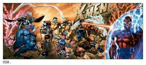 "Bottleneck Gallery JIM LEE ""X-MEN #1 Variant"" ~ XX of 225"