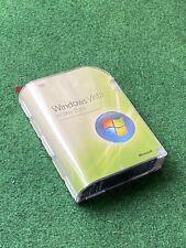 Microsoft Windows Vista Home Basic. Full Retail - Boxed - Original CD's