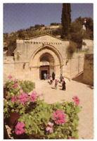 Church of the Assumption: Tomb of the Virgin Mary, Jerusalem, Rare Postcard