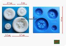 Silikonform silicone mold (137) Autorad  3D mold cake fondant sugarcraft